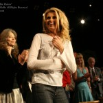 Linda Davis at the Ryman Auditorium – Nashville – Photo 2007