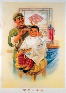 Chinese_Propaganda_Poster_haircut