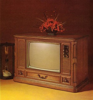 1971-Color-TV
