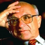 Milton Friedman born on this day in 1912