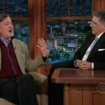 A Conversation about America between Stephen Fry and Craig Ferguson on the CBS Late, Late Show