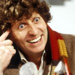 You never forget your first Doctor -