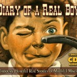 Book Trailer for the Audiobook Diary Of A Real Boy