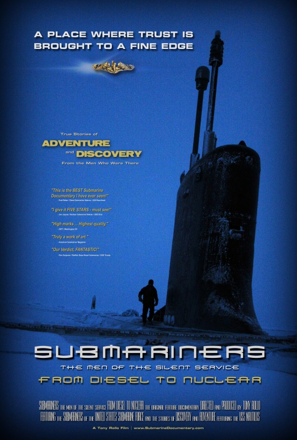 SUBMARINER MOVIE POSTER Theatrical 600w