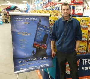 Submariners movie poster Sams  Club Jeremiah