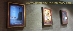 Submariners submarine documentary theater wall Deadpool Gods Of Egypt