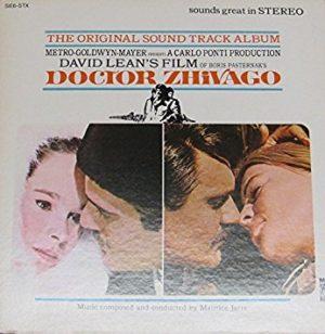 Doctor Zhivago Original Soundtrck vinyl