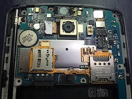 LG G3 inside