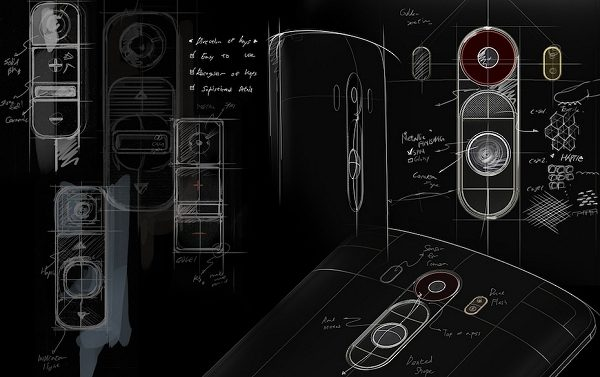 LG G3 tech drawing