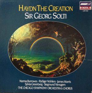 haydn creation box set 1981