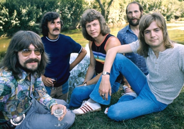 Moody Blues young