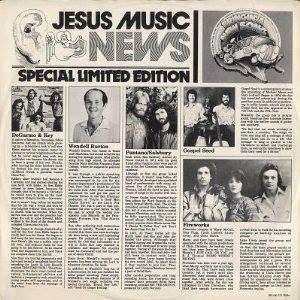 Myrrh Records sampler 1978