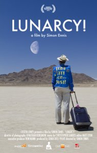 Alan Bean astronaut Lunarcy 2012 film poster