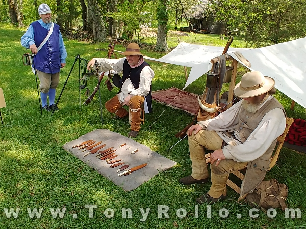 Bledsoe-Colonial-Fair-2018-colonial-american-knife-maker-3
