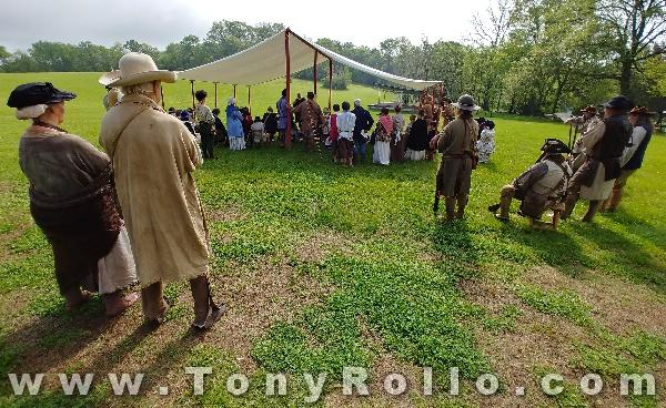 Bledsoe-Colonial-Fair-2018-divine-service-parson-john-living-history-7