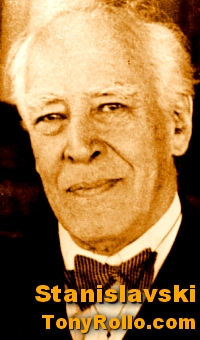 Stanislavsky Tony Rollo Method Acting