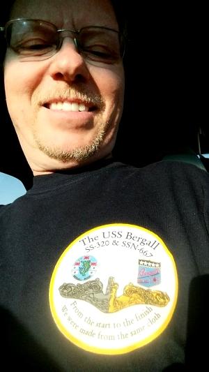 USS Bergall Jim Sandman USS Bergall nuclear submarine
