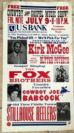cowboy joe babcock poster