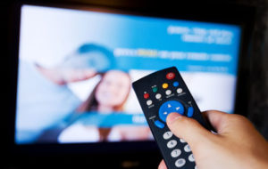 cord cutters tv remote tv