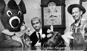 Captain Kangaroo 1960s