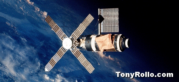 Skylab Paved Way for the International Space Station