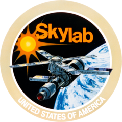 Skylab Program Patch