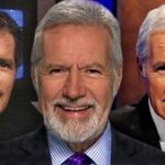 Go For It Alex Trebek - A Good Looking Beard !!!