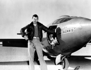 First Mach flight propels Chuck Yeager US Air Force into history