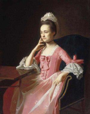 1775 Dorothy Quincy Hancock