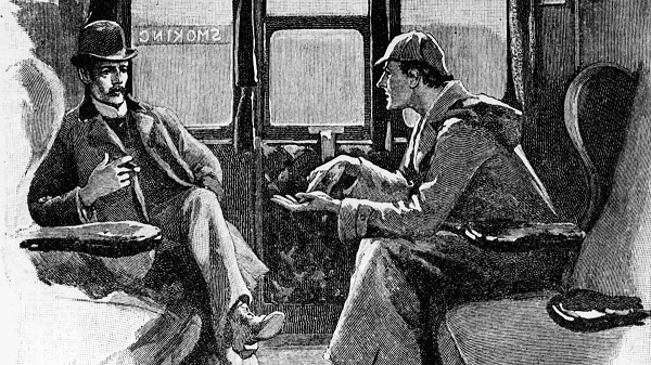 private detective sherlock holmes trusted watson