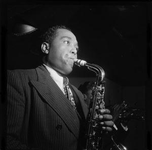 Charlie Parker in 1947