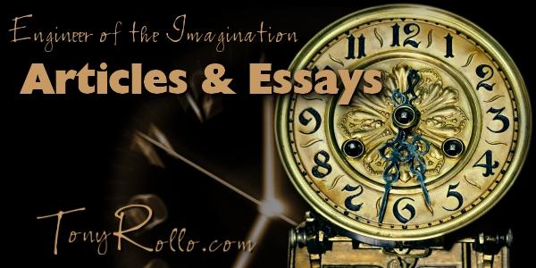 Tony Rollo Articles and Essays