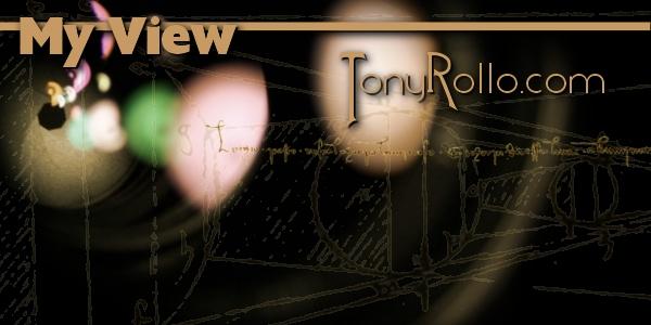 Tony Rollo - My View