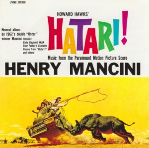 henry_mancini_hatari_LP