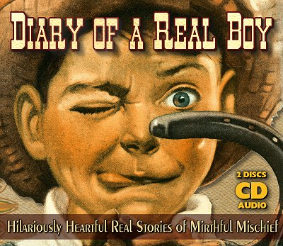 Diary Of A Real Boy audiobook based on The Real Diary Of A Real Boy by Henry Shute Classic American Humor book