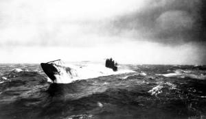 WWI-U-boat-U-31