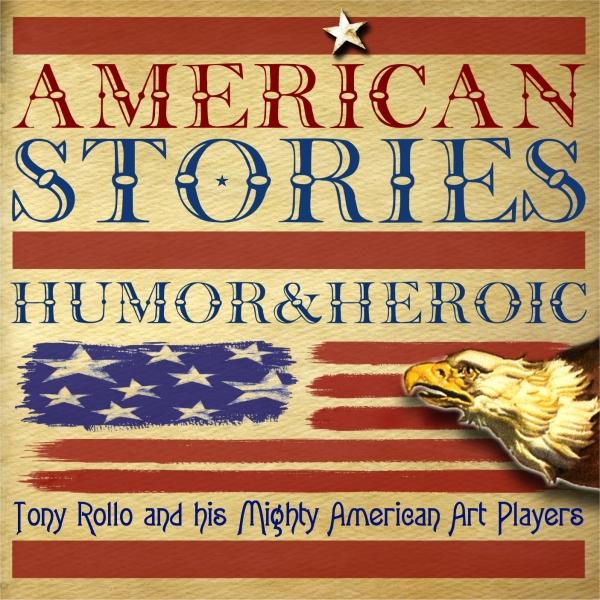 American Stories Humor and Heroic audio book